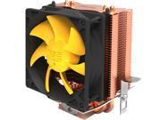 PC Cooler Yellow Ocean Mini S83 Universal CPU Cooler 80mm Silent Cooling Fan For Intel Socket LGA1155/1156/1150/745/939/AM2/AM2+/AM3/FM1/FM2