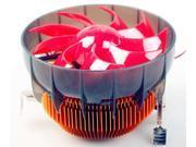Cold Last CPU Cooler 100MM Cooling Fan with Heatsink For Intel LGA775/1155 /1156, AMD Socket 754/939/940/AM2/AM2+/AM3