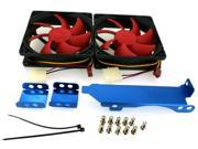 PCCooler V9 Dual 90mm Cooling Fans with Low Profile Slot -  For VGA Video Card Cooler Addition