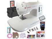 SINGER One Plus 231-Stitch Computerized Sewing Machine + Exclusive Bonus Pack