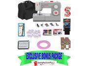 $479 VALUE SINGER® 4411 HEAVY DUTY SEWING MACHINE + EXCLUSIVE BONUS PACK!