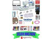 Brother SE400 Sewing And Embroidery Machine + Exclusive Bonus Pack