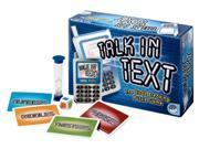 Talk in Text Game