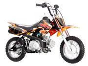 SSR Motorsports SR70 Pit Bike - 70cc, 4 Speed Semi Auto
