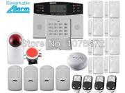 Original PG500 SMS GSM alarm system multi language English French Spanish Czech Romanian for option home security alarm system
