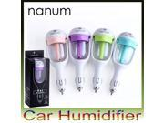 Nanum 12V Car charger air fresheners Aromatherapy Humidifiers High Quality Nebulizer Humidifier Mute Home Air Sterilization 1pcs 9SIA6M85310660