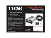 THPW2000 KIT1 Professional Grade Inverter KIT 9SIA6MU4RU3524