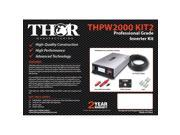 THPW2000 KIT2 Professional Grade Inverter KIT 9SIA6MU4RU3550