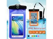 Outdoor sports Compass Waterproof Durable Water proof Bag Underwater case For iPhone 5/5S/5C/6/6 plus/iPod touch 5 cover