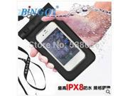 case for Coolpad 8720L 8735 5950T Monster Quatro II 4G 801 EM Waterproof Phone Case Dry Swimming bag Underwater mobile Phone Bag