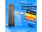 Premium Tempered Glass Screen Protector for iPhone 6 Toughened protective film For iPhone 6 4.7inch 9SIAAWS46N1466