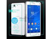Full Body Tempered Glass for Sony Xperia Z3 Compact Screen Protector Front Back Explosion-Proof Film for Xperia Z3 Mini Guard 9SIAAWS46N1158