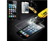 For iPhone 5S Tempered Glass Screen Protector for iPhone 5/5S/5C 9H Anti-scratch Shock Proof Tempered Glass for iPhone 5S 5 5C 9SIAAWS46N1296