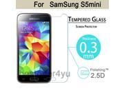 HD Clear Explosion-proof Tempered Glass Screen Protector Cover Guard Film for Samsung Galaxy S5 mini 9SIAAWS46N1431