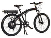ProdecoTech Phantom X2 Folding Electric Bicycle E-Bike Moped - 36V 11.6Ah 500W