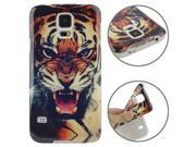 Tiger Head Pattern TPU Case for Samsung Galaxy S5 / G900 9SIA6RP27B9685