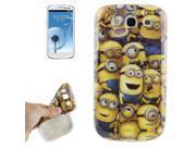 Despicable Me Funny Minions TPU Case Samsung Galaxy S3 / i9300 9SIA6RP27B8723