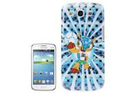 Football World Cup Mascot Pattern Smooth Plastic Case for Samsung Galaxy S3 / i9300 9SIA6RP27B8994