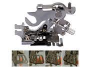 Ruffler Presser Foot Feet Attachment Sewing Machine For Brother
