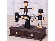 Lovely Doll Push Sewing Machine Clockwork Music Box 9SIA6RP2TC7849