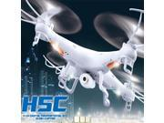 JJRC H5C CF Headless mode One Press Automatic Return RC Quadcopter With 2.0MP Camera RTF White