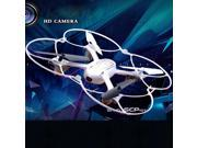 Syma X11C 4CH 2.4G 6 Axis Gyro RC Quadcopter 2G Memory Card + 2.0MP Camera (Mode 2) White