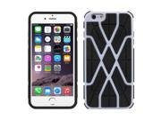Spider-man Series Plastic + TPU Combination Case for iPhone 6 Plus(White) 9SIA6RP2VN8543