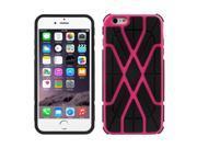 Spider-man Series Plastic + TPU Combination Case for iPhone 6 Plus(Magenta) 9SIA6RP2VN8643
