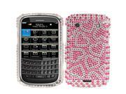 Diamond Encrusted Crystal Case for Blackberry 9900