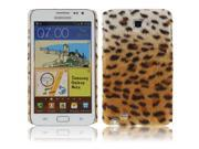 Plastic Case for Samsung Galaxy Note / i9220 / N7000, Note LTE / N7005