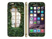 Window Pattern Mobile Phone Decal Stickers for iPhone 6