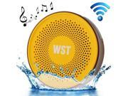 Intrepid Series Waterproof Bluetooth Speaker with Suction Cup for iPad / iPhone / Other Bluetooth Mobile Phone, Support Handfree Function, Splash-proof Level: I 9SIA6RP2WE1669