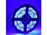 5050 SMD Epoxy Waterproof Blue LED Light Strip, 30 LED/m and Length: 5m 9SIA6RP3550666