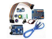 MakerStudio UNO Based Starter Kit For Arduino