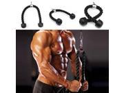 Fitness Equipment Heavy Duty Tricep Rope Shoulders Training Cable
