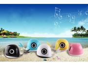 X9 Mini Portable Speaker Computer Laptop Smart Phones Tablet PC Voice Box USB 2.0 Speaker Black