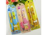 3-in-1 Stationery San-X Cute Bear Mechanical Pencil Eraser Pencil Lead