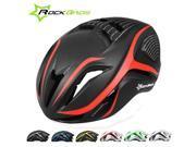 ROCKBROS Bike Bicycle Cycling Helmet Integrally-molded Ultralight Mountain Bike Helmet Black & Blue