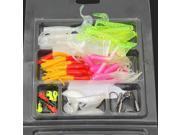 Soft  Fishing Lures Bait Small Hooks Fishing Tackles Set 9SIA6RP3AX5634