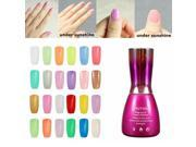 15ml 24 Colors Optical Light Color Change Changing Soak Off Nail UV Gel Polish 01
