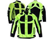 Motorcycle Racing Cycling Spring Summer Motorbike Jacket Reflective Vest Pro Biker XL