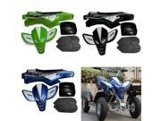 Fairing Kit Complete Plastics Set For Mini Quad Bike ATV Wit