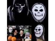 Skull Skeleton Full Face Mask For Cosplay Halloween Christmas Party Masquerade 9SIA6RP3CV8881
