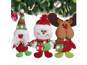 Cute Christmas Tree Hanging Doll Santa Claus Snawman Hanging Decoration Snowman 9SIA6RP3EH7562