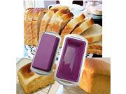 Silicone Toast Cake Mold Pan Pizza Mousse Baking Tool 9SIA6RP3F10415