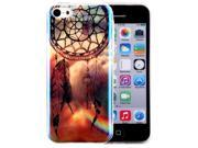 For iPhone 5C IMD Dreamy Dreamcatcher Pattern Blu-ray Soft TPU Protective Case 9SIA6RP6A37837