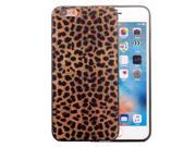 For iPhone 6 Plus & 6s Plus Leopard Pattern TPU Frame + PC Back Cover Protective Case 9SIA6RP6A41341