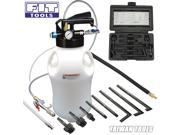 Two Way 10L Pneumatic ATF Oil & Fluid Extractor & Dispenser Kit