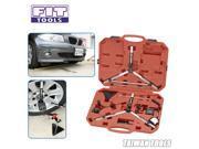 FIT TOOLS Portable Tires / Wheel Alignment Angle Sensing Tool w/ Digital Protractor