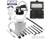 10L Pneumatic ATF Auto Transmission Fluid Oil Extractor / Dispenser Refill Pump Kit